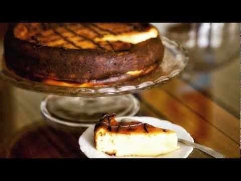 Vienna Style Cheesecake - Sernik po Wiedensku- Ania's Polish Food Recipe #21 — In Ania's Kitchen