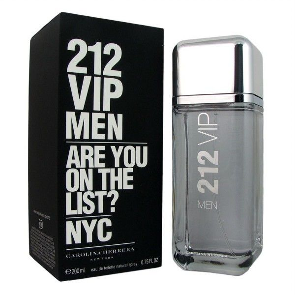 Get the most amazing deal at the home of Designer Fragrances, Luxury Perfume, for 212 VIP Men by Carolina Herrera. Free U.S Shipping on all orders over $59.00.