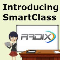 Choose the next generation of Smartclass  Radix' streamlines computer and Tablet Classroom Management, facilitating effective teacher monitoring and control of student activities. The Radix classroom management solution range transforms computers, laptops and tablets into interactive and exclusively featured student-centric learning environments.