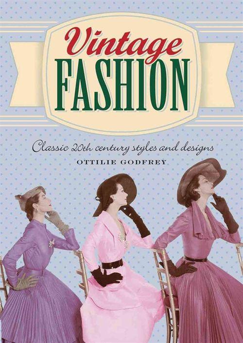14,95€ Vintage Fashion/ Ottilie Godfrey