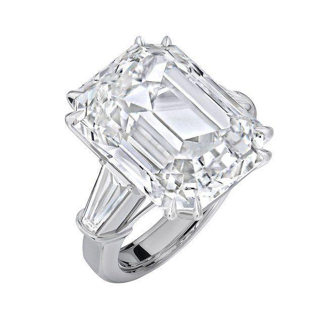 mariah carey's engagement ring~simplicity, simply stunning