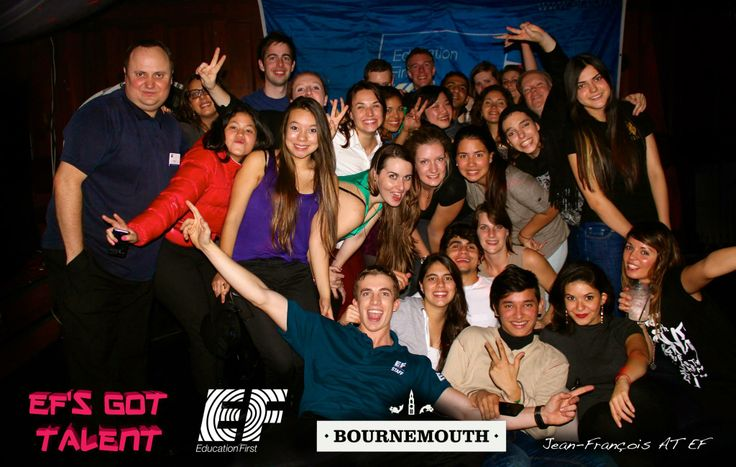EF Bournemouth 場所: Bournemouth, Bournemouth