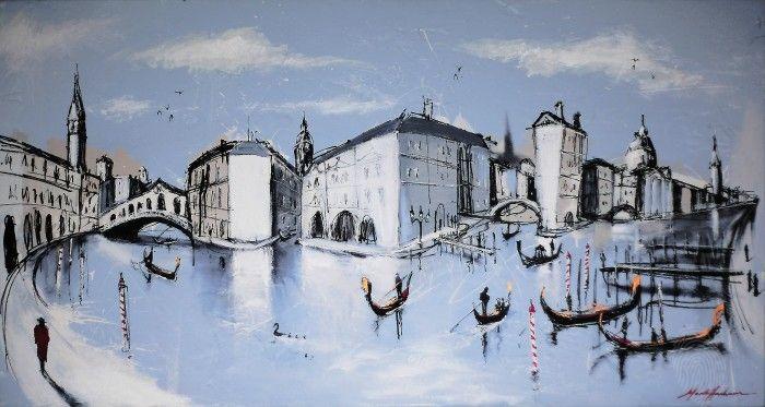 Ephemeral Venice, by Mark Hanham