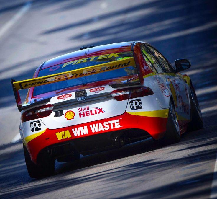 DJRTP - Fabian Coulthard 2017 Clipsal 500 Adelaide SA