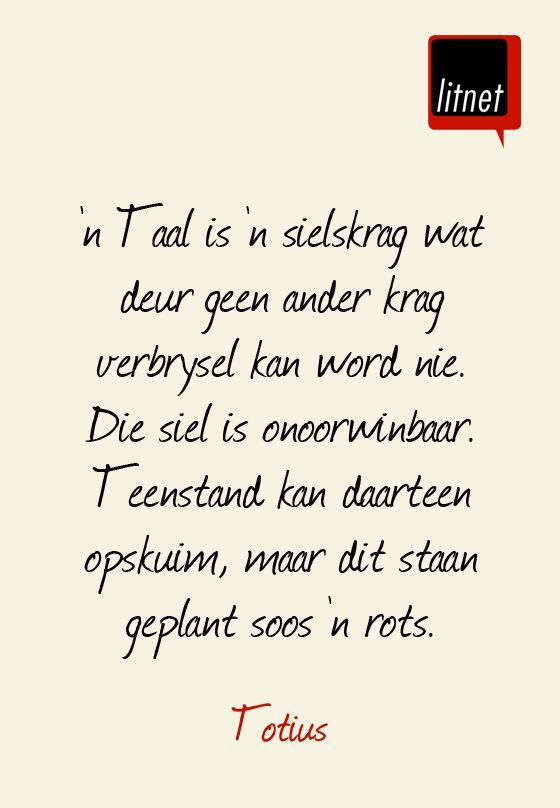 Totius #afrikaans #skrywers #nederlands #segoed #dutch #suidafrika #litnet…