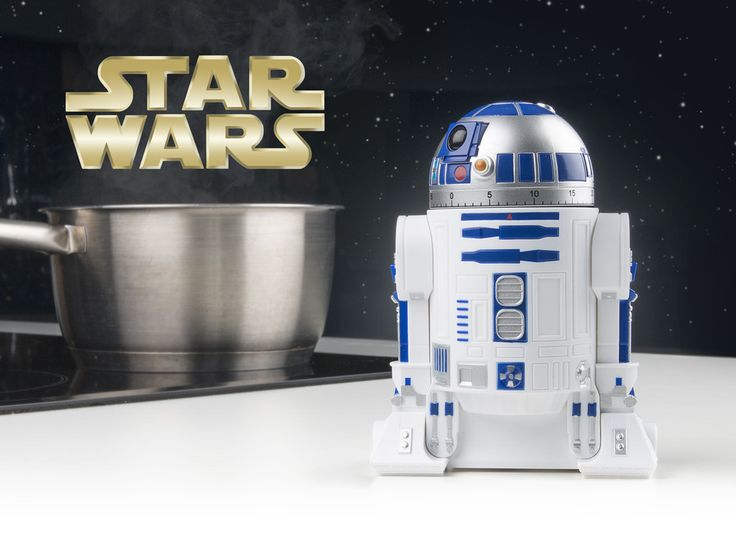 15,90€. R2-D2-munakello - Seuraa ajan kulumista suosikkidroidisi kanssa!