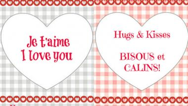 French Valentine's Day Cards Archives - LadydeeLG