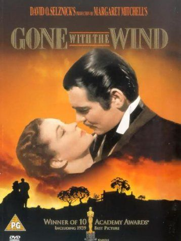 Gone With the WindFilm, Classic Movie, Rhett Butler, Vivien Leigh, Clark Gables, Favorite Book, Favorite Movie, Watches, Wind 1939