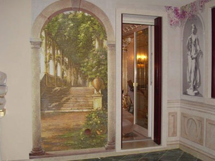 #Decorazioni per la casa. #Decalcomania e #tromped'oeil per personalizzare.
