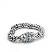 Magnetic Rope Bracelet [PS-BB5039-19-2] - $15.00 #gndgems #pinkstix #bracelet #magnetic