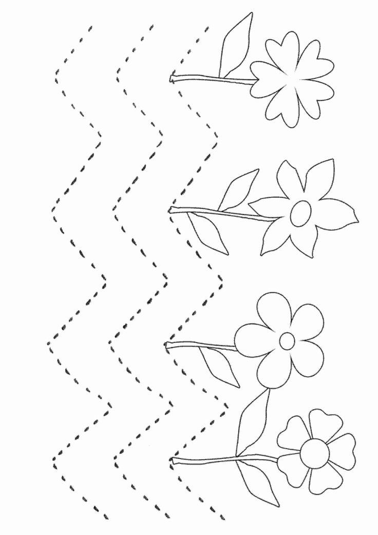 Actividades para niños preescolar, primaria e inicial. Fichas con ejercicios de grafomotricidad para niños de preescolar y primaria. Unir puntos y pintar. Grafomotricidad Unir puntos y pintar. 3