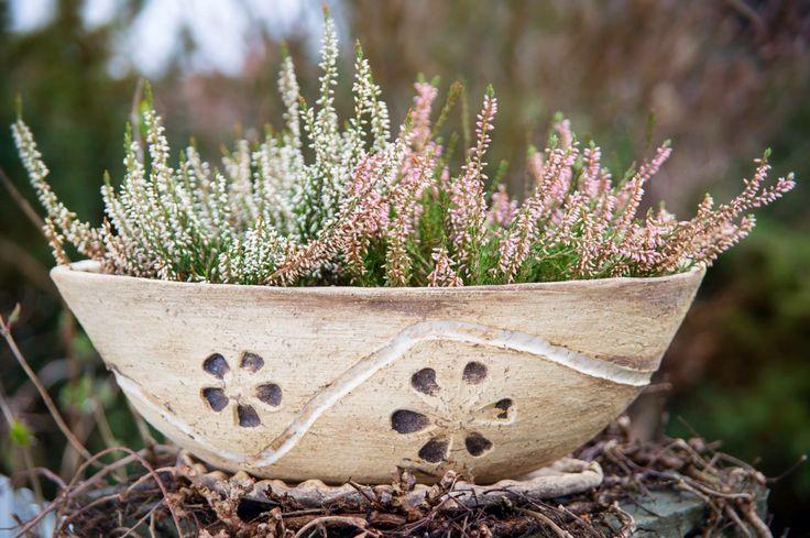 Květináč-ceramics