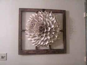 On Bliss Street: Day 2- Book Page Wreath! 8 Crazy Days of DIY Holidays!