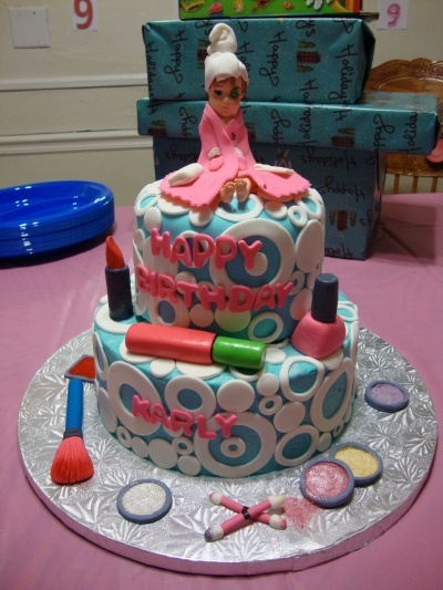 1000 images about SPA CAKES on Pinterest Birthday cakes Spa