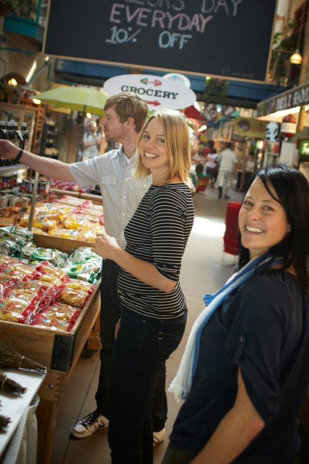Take a tour of The Forks eclectic culinary options from around the world with a $100 gift certificate to the market.  Win your Winnipeg adventure including flight, hotel and an adventure YOU choose! Visit http://www.tourismwinnipeg.com/pin-and-winnipeg to enter!