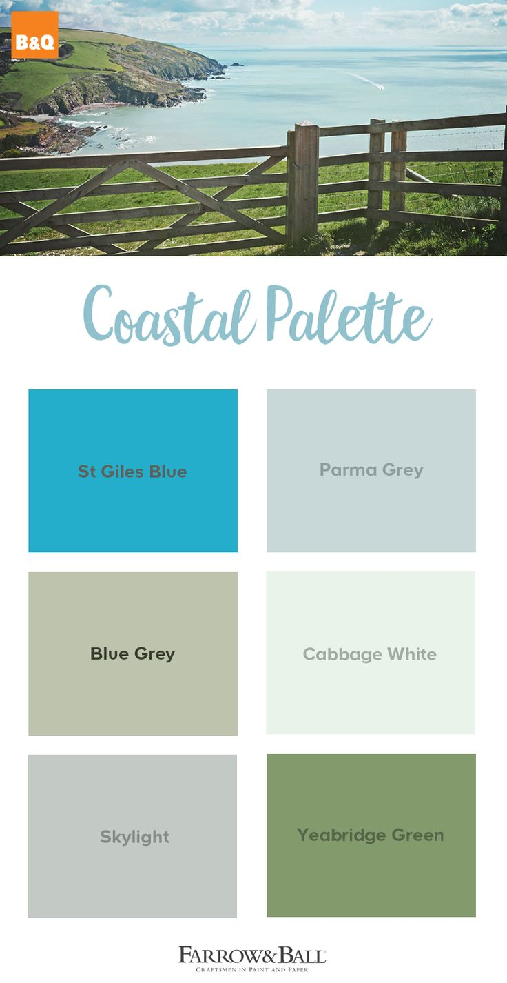 To brighten up a dark room take some inspiration from nature and use stormy  blues and