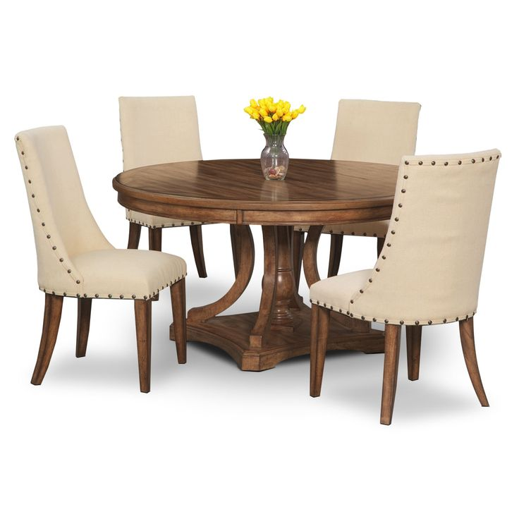 Get Your Modern Rustica On With This Dining Set Room Furniture