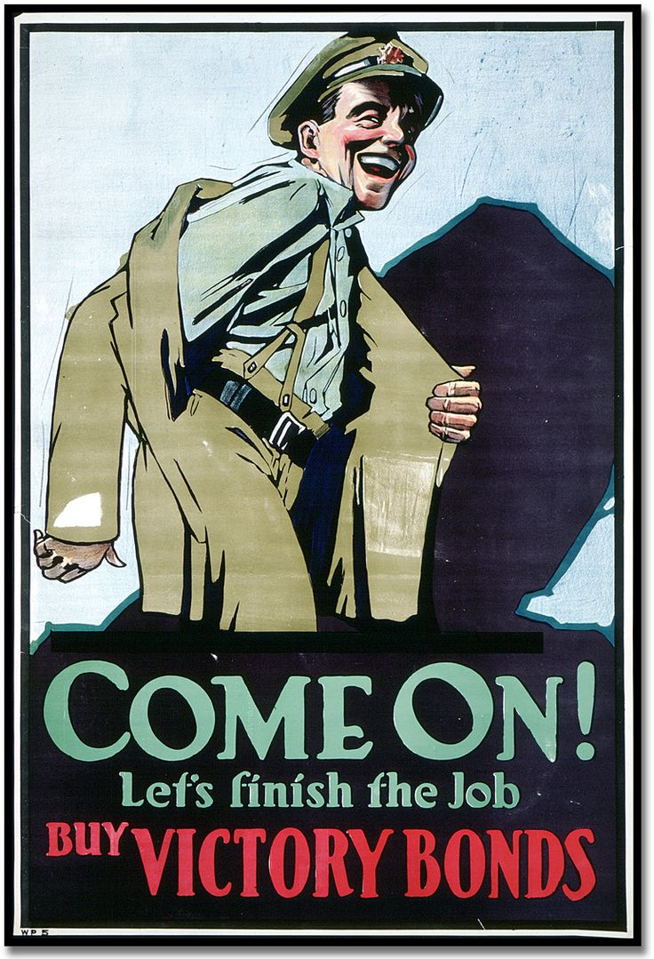 Come On! Let's Finish the Job [Canada], [ca. 1918] BUY