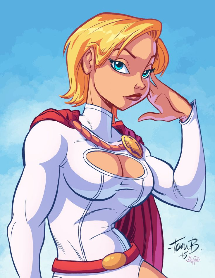 Seekers powergirl infinite coitus