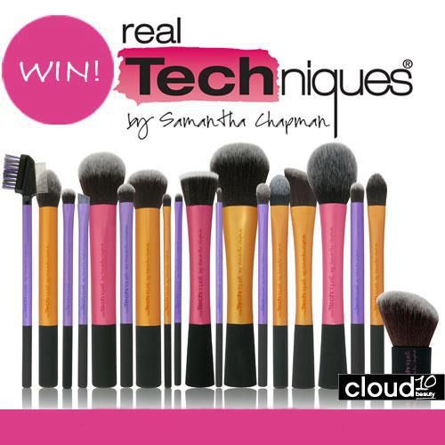 Enter to Win Real Techniques Brush from Cloud10 Beauty