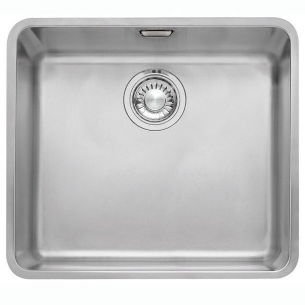 Franke Undermount Kubus 110-45 KBX11045.  $953.00 Description Undermount Sink with Overflow and Integrated Waste Overall Sink Size - 490 x 440mm Bowl Size - 450 x 400 x 180mm/23L Tapware not included