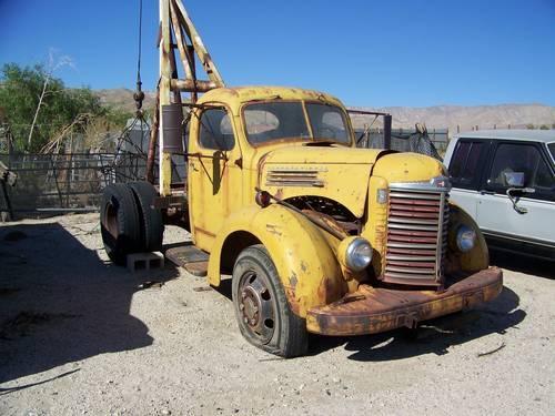 vintage truck for sale