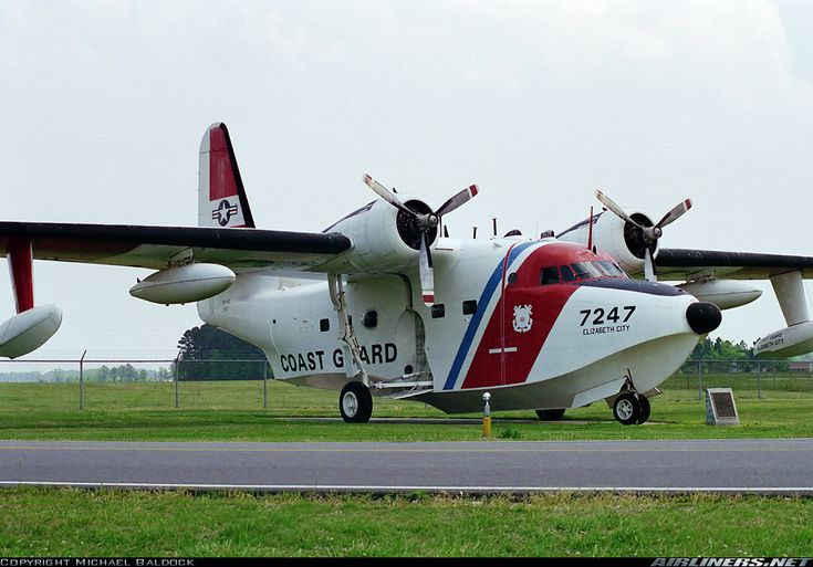 Grumman HU-16E Albatross - USA - Coast Guard   Aviation Photo #0954795   Airliners.net