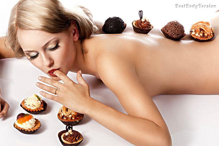 Про девичьи заблуждения о кондитерских изделиях - #сладости #диета #питание #советы #похудеть