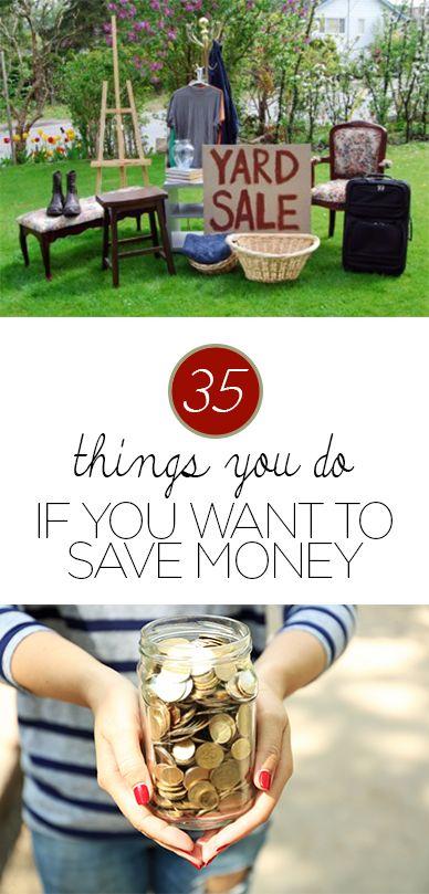 Save money, easy ways to save money, money saving tips, money saving tricks…