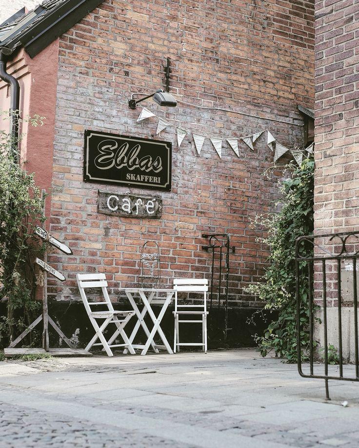 Ebbas skafferi in Lund. Café. Photographer: Danny Sivermalm © 2016