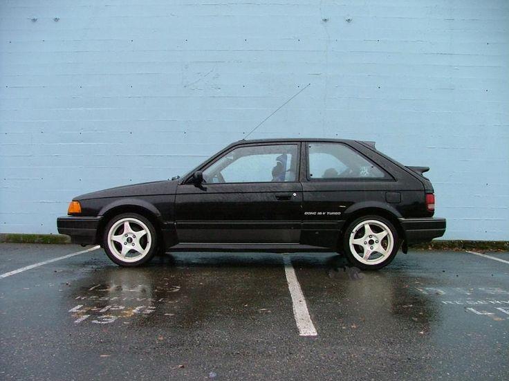 1989 Mazda 323 GTX 4WD