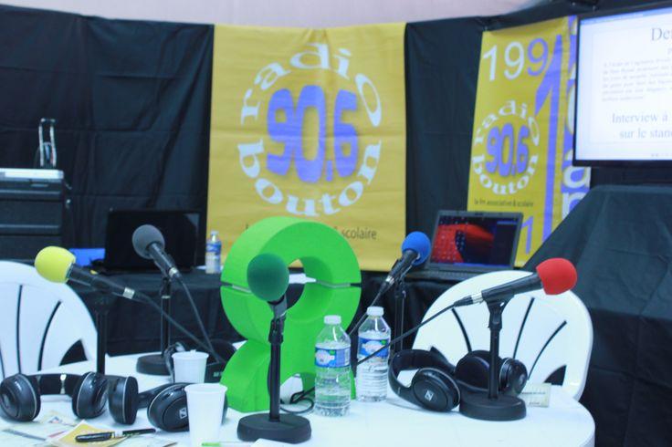 L'emblème Oxfam en direct du Cabaret Vert 2013 - Radio Bouton