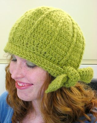L.A. Is My Beat: Inauguration Chapeau-free pattern