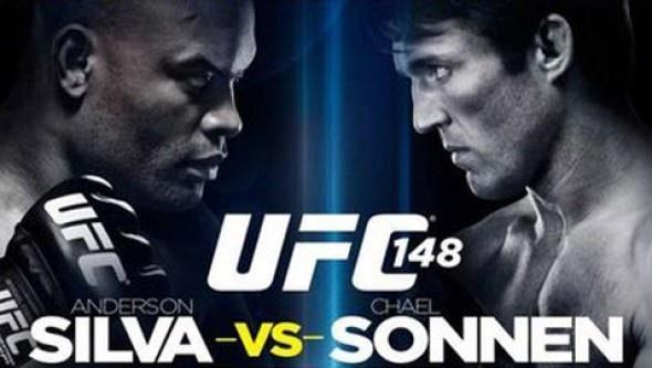 UFC Silva x Sonnen!!