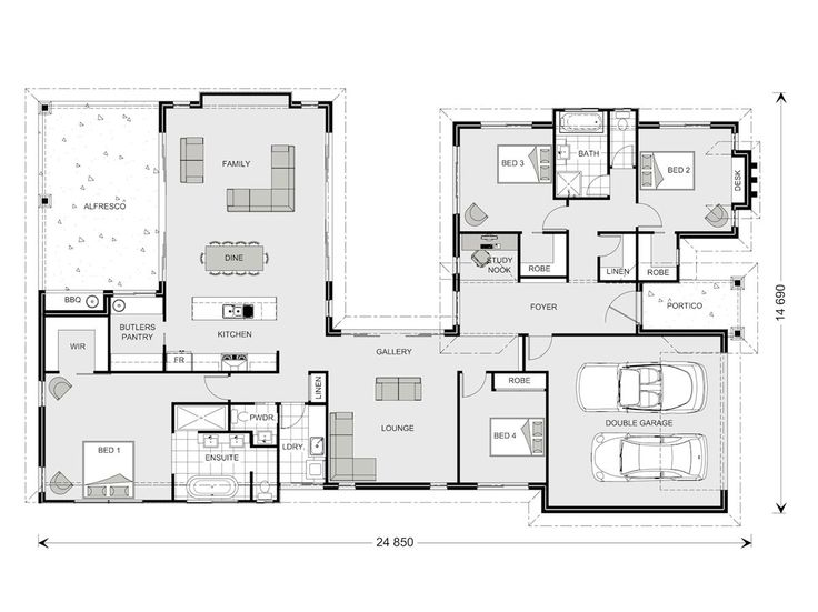 1012 best floorplans images on pinterest | architecture, modern