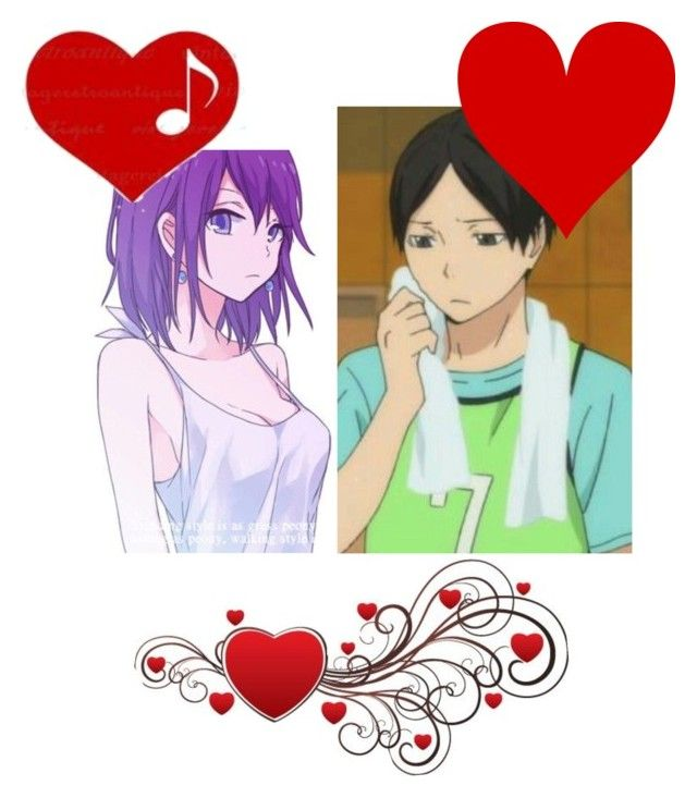 """🌐Haikyuu🌐 Alika + Akira"" by fangirl-of-seto-kaiba on Polyvore"