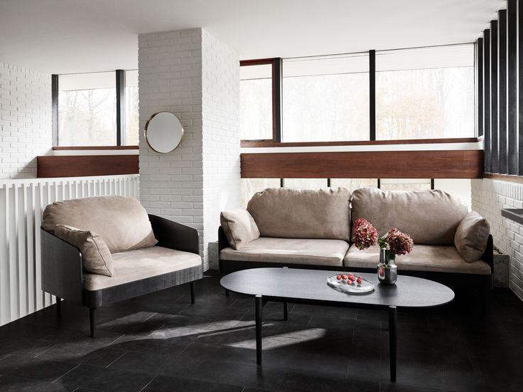 MENU Septembre Sofa, Septembre Coffee Table