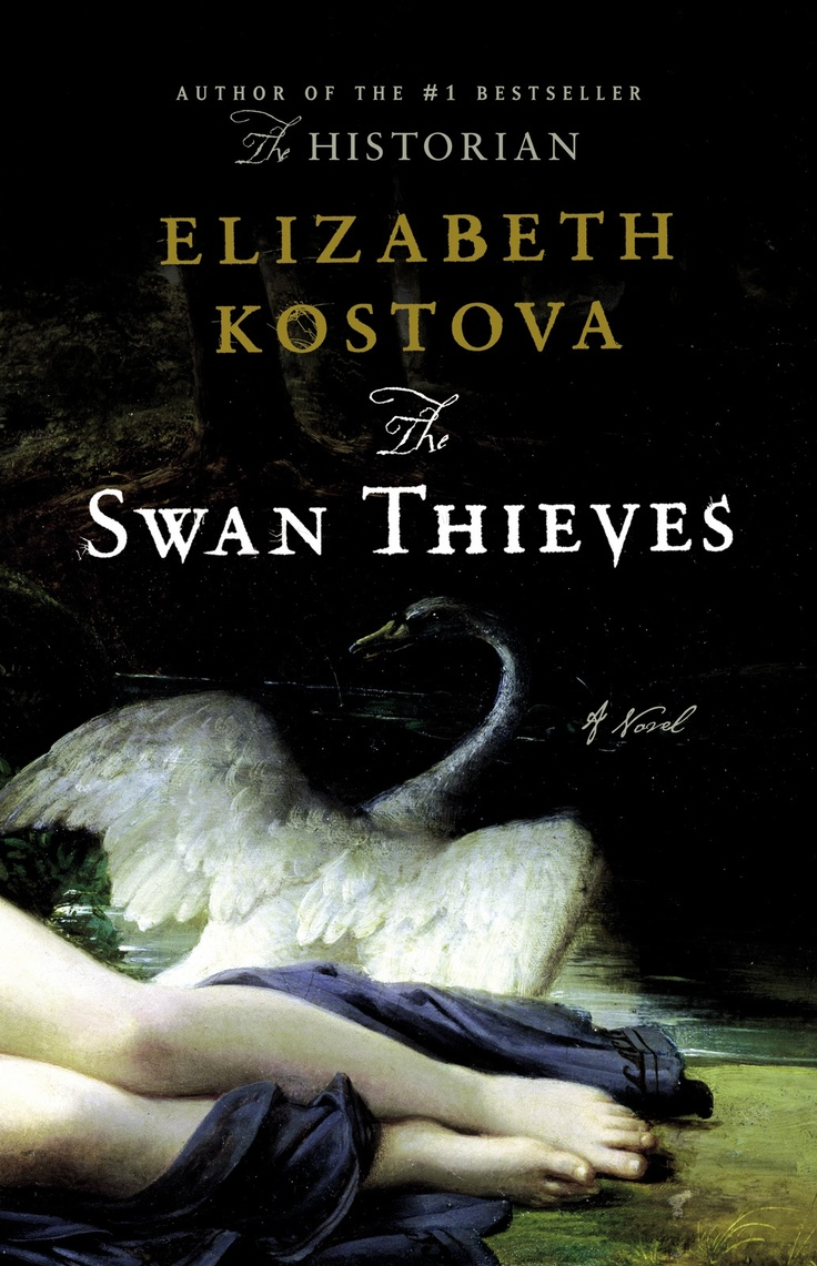 The Swan Thieves...I have to read this. The Historian is my favorite book ever.