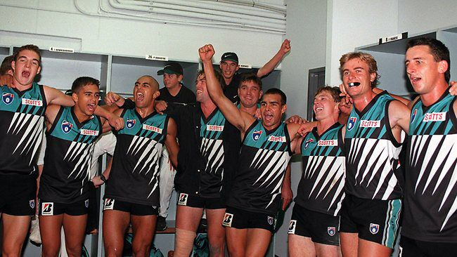The powers first win after entering the national competition in 1997