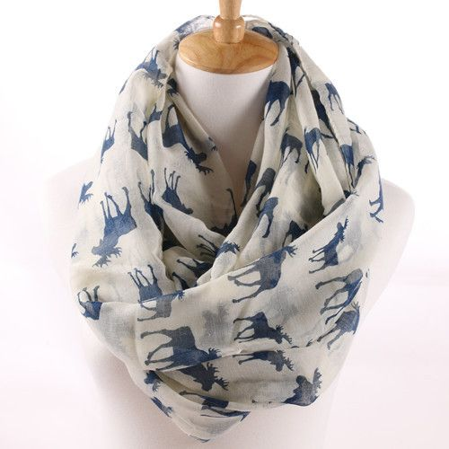 2015 New scarf printing deer totem picture pattern voile infinity  scarves bali yarn fits for cool summer beach sunscreen scarf-in Scarves from Women's Clothing & Accessories on Aliexpress.com | Alibaba Group
