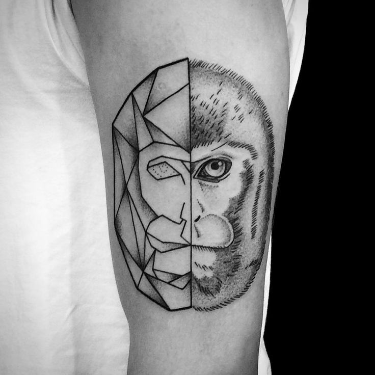 13 best tattoos images on pinterest monkeys chinese for Year of the monkey tattoo