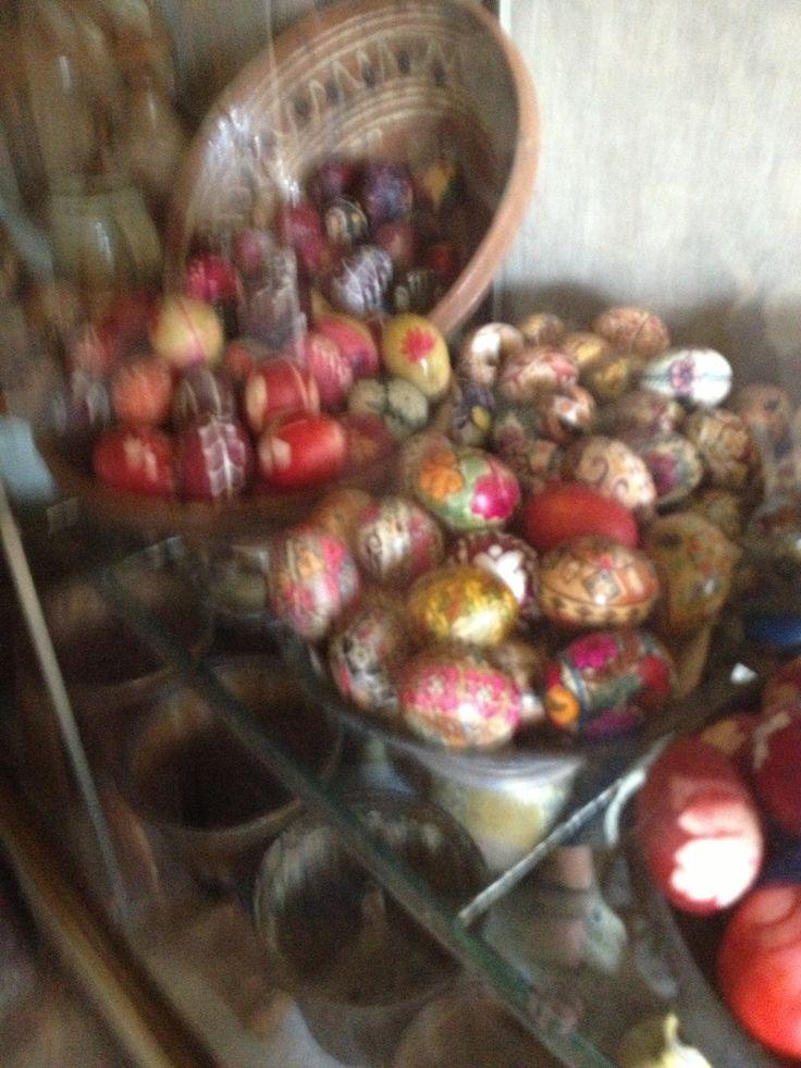 Decor egg... Moldava style