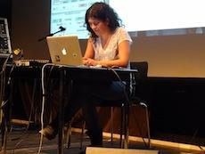 Alexandra Cárdenas @ Live.Code.Festival