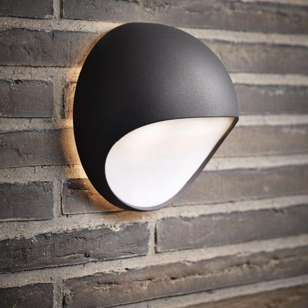 Fuel Vegglampe Utelampe - Lightup.no - Nettbutikk med belysning, utebelysning og utelamper