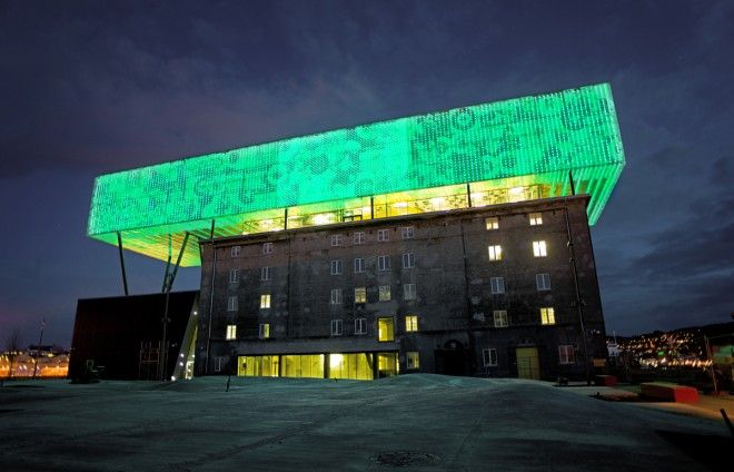 Rockheim is Norway's national museum of pop and rock music. Since the museum's opening in 2010 there has been a steady stream of visitors eager to learn about this music and its history.