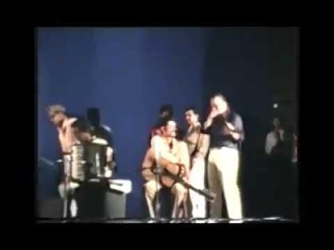 Rahul Dev Burman and Manna Dey Live - YouTube