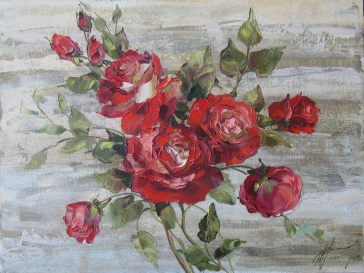 Gallery.ru / Фото #13 - Розы Оксаны Кравченко - Anneta2012