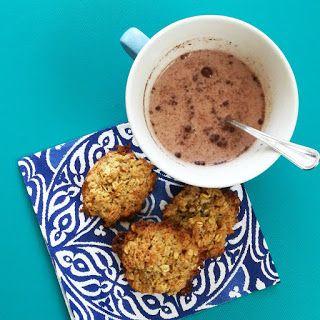 mela e cioccolato: Biscotti ai fiocchi d avena