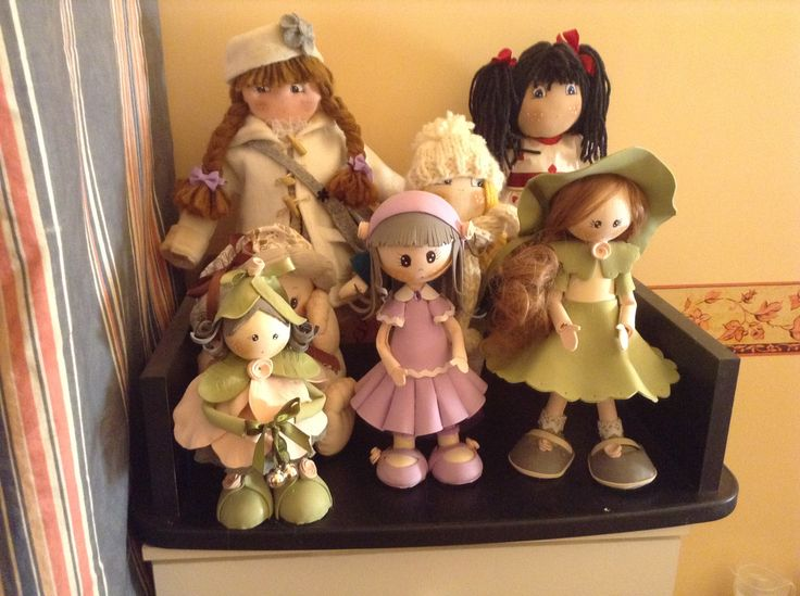 Le mie bambole
