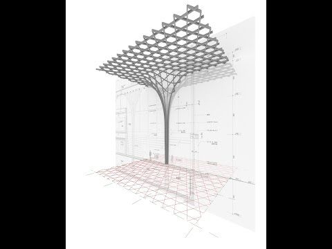 Rhino Tutorial - CLUB HOUSE SHIGERU BAN 3|3 - YouTube